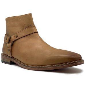Vintage Foundry Wyatt Harness Chelsea Boot